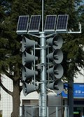 Image for Solar Powered Spearkers  -  Sangju, Korea