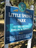 Image for Little Springs Park - Crystal River, FL