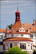 Image for Roundel pavillon in Jindrichuv Hradec Chateau / Pavilon Rondel Jindrichohradeckého zámku