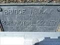 Image for Bridge No B4.61 - 1930 - Maple Shade, NJ