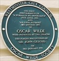 Image for Oscar Wilde - Suffolk Street, London, UK