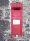 Image for Victorian post box Brooking, Devon