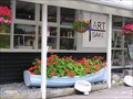 Image for It's a boat 4 art sake. Ohope. New Zealand.
