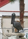 Image for Brown Pelican Statue - Marigot, Saint Martin