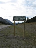 Image for Highwood Pass - Alberta, Canada (2,206 m)