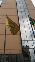 Image for APCER flag, Portugal Telecom, Lisboa, Portugal