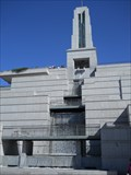 Image for LDS Conference Center Waterfall, Salt Lake City, Utah