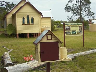 Now, Herons Creek Heritage Community Chapel