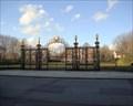 Image for Warrington Town Hall Gates