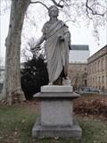 Image for Friedrich Schiller - Schlossgarten Stuttgart, Germany, BW