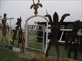 Image for M.T. Liggets Junk Sculpture Yard, Mullinville, KS