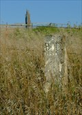 Image for BOD marker in 150 Ave in Ellis county