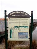 Image for Waihophai River Walking Track — East of Dee Street, southbank access point — Invercargill, New Zealand