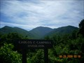 Image for Carlos Campbell Overlook - Great Smoky Mountains National Park