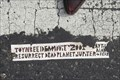 Image for Toynbee Tiles - 8th and South Streets, Philadelphia