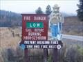 Image for Smokey Bear - Newman Lake Fire & Rescue - Newman Lake, WA