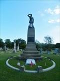 Image for German Volunteers Civil War Memorial - Bethany Cemetery - Charleston, SC