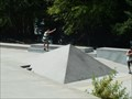Image for Queenstown Gardens Skatepark - Queenstown, New Zealand