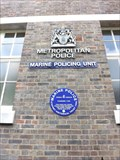 Image for Metropolitan Police Marine Policing Unit - Wapping High Street, London, UK