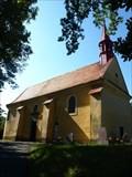 Image for kostel Povýšení sv. Kríže, Dobríš, Czech republic