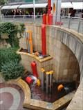 Image for Wasserspiel mit Pfeifen - Stuttgart, Germany, BW