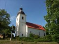 Image for kostel Všech svatých, Nezvestice, Czech republic