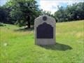 Image for 14th U.S. Infantry - US Regulars Tablet - Gettysburg, PA