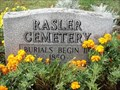 Image for Rasler Cemetery  -  Sugarcreek, OH