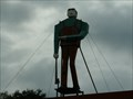 """Image for Tin Man """"Lyons Mechanical contractors"""""""