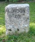 Image for Milestone - Ermine Street, Caxton, Cambridgeshire, UK.