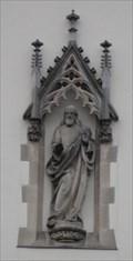 Image for Jesus Christ -  Mauritius Kirche Betzingen, Germany, BW