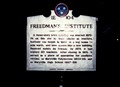 Image for Freedman's Institute-1E 104-Knoxville