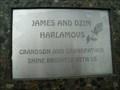 Image for James and Dzim Harlamous - Fruitvale, British Columbia