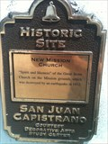Image for New Mission Church - San Juan Capistrano, CA