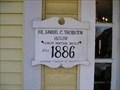 Image for Dr. Samuel C. Thornton House 1886 - Moorestown, NJ