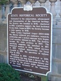 Image for State Historical Society
