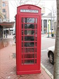Image for Red Telephone Booth - Jackson, MS