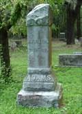 Image for Adams - Evergreen Cemetery - Jacksonville, FL