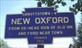 Image for Blue Plaque: New Oxford