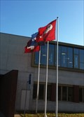 Image for Municipal Flag - Stein, AG, Switzerland