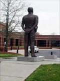 Image for Moss Justice Center Fallen Officer Memorial, York SC