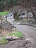 Image for Bridge, Eglwyseg, Llangollen, Denbighshire, Wales, UK