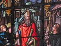 Image for Drei Fenster in der Kirche St. Aegidius - Bad Reichenhall, Lk Berchtesgadener Land, Bayern, D