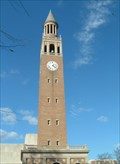 Image for UNC Bell Tower, Chapel Hill, NC