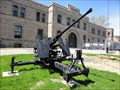 Image for The Brockville Rifles Anti-Aircraft Gun
