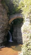Image for Sentry Bridge - Watkins Glen State Park - Watkins Glen, New York