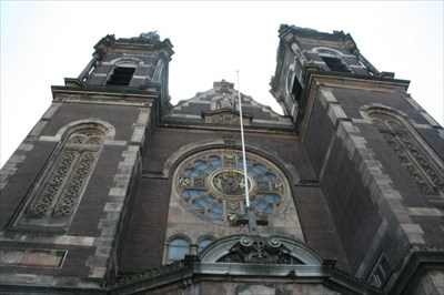 Church Towers, Amsterdam, Netherlands