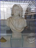 Image for Admiral Edward Vernon Bust - National Maritime Museum, Greenwich, London, UK