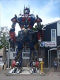 Image for Optimus Prime - Primitive Designs - Port Hope, Ontario