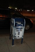 Image for R2-D2 Mailbox - Washington DC